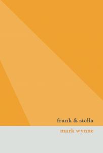 Praise for Mark Wynne's Frank & Stella